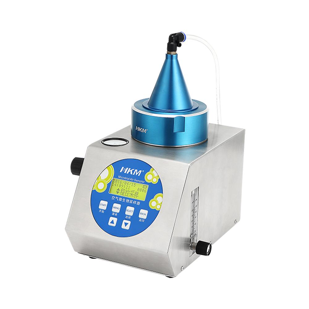 全自动压缩空气微生物采样器CG100