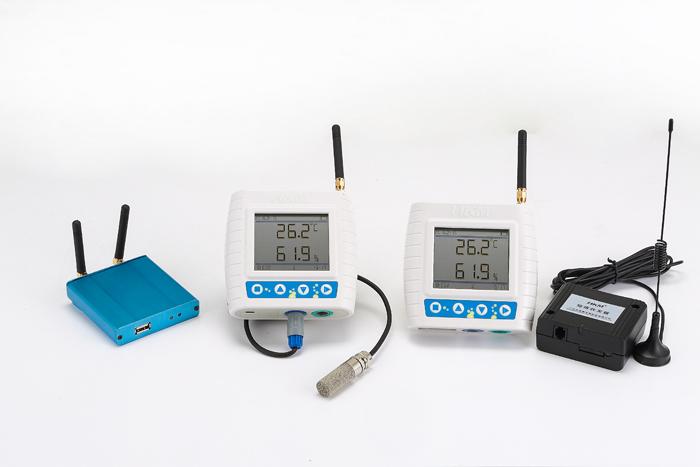 温湿度记录仪(温湿度监测系统)