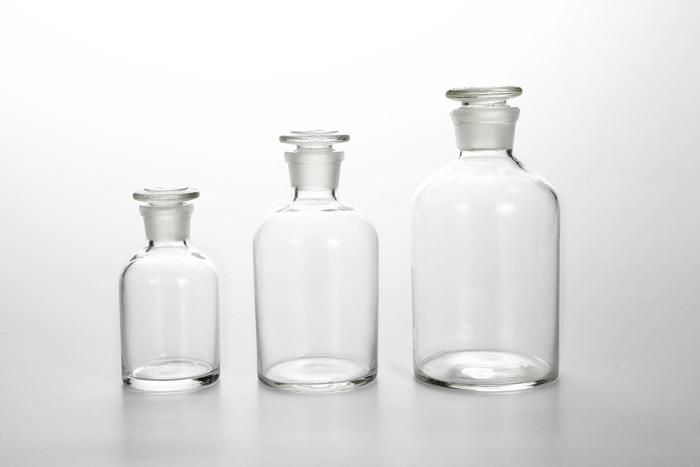 白小口瓶(试剂瓶)500ml